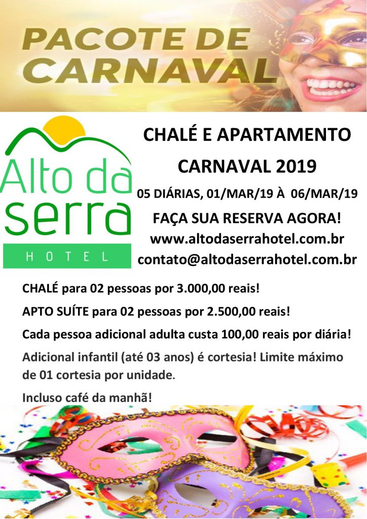 PACOTE CARNAVAL CHALE 2019-001
